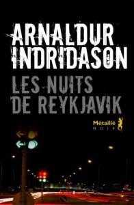 Indridason-Nuits